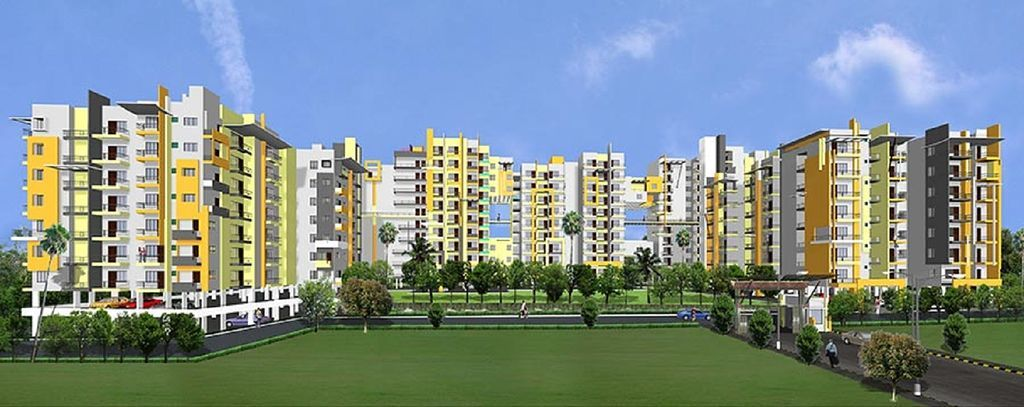 Aakruti Amity - Project Images