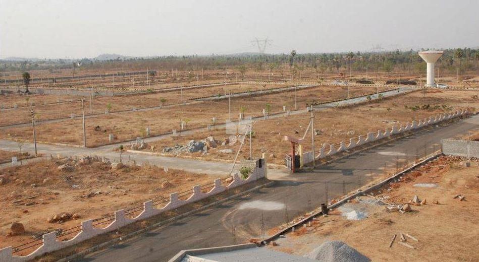 Yadarushi Township - Elevation Photo