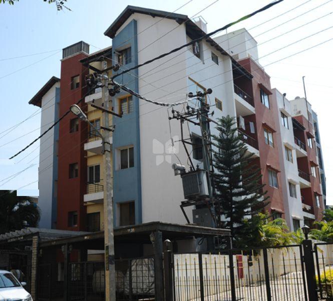 Architha Apartment 1 - Elevation Photo