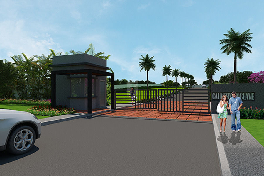 Cauvery Enclave - Project Images