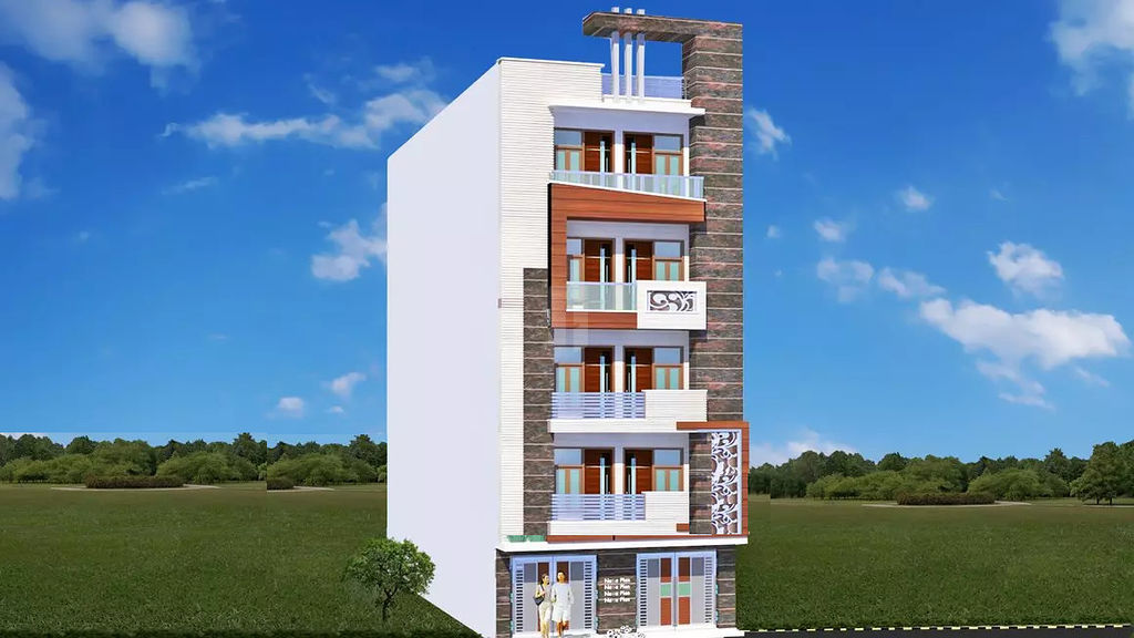 Agarwal Residency - Project Images