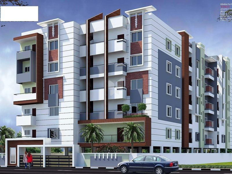 Asrithas sheshadri Heights - Project Images