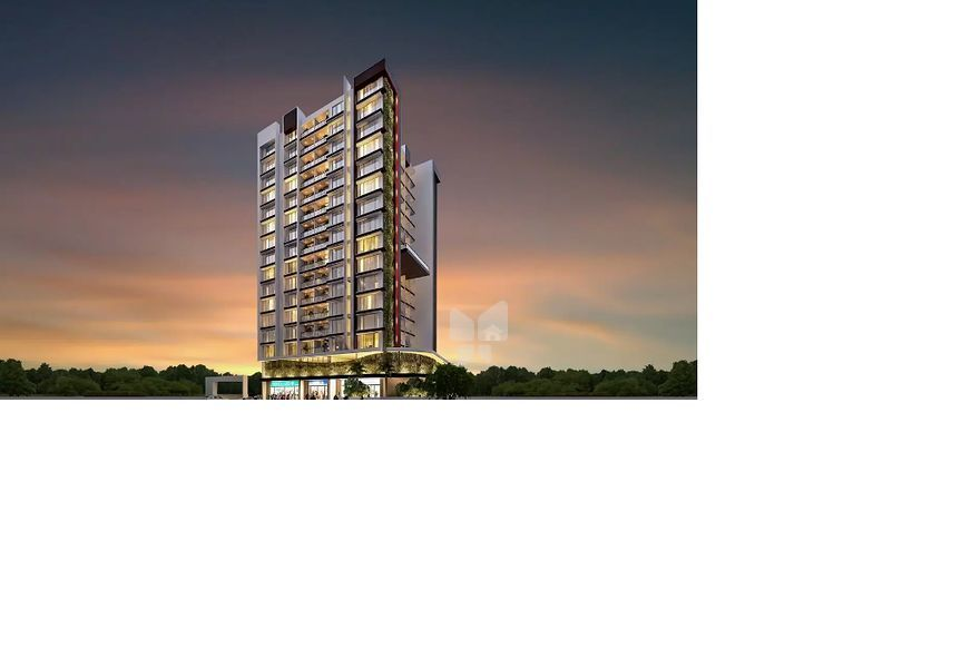 V Raheja Varuna - Elevation Photo
