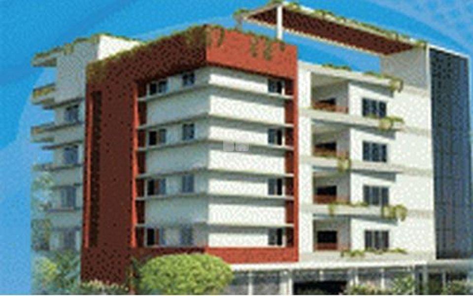 Samrat Lotus Apartments - Elevation Photo