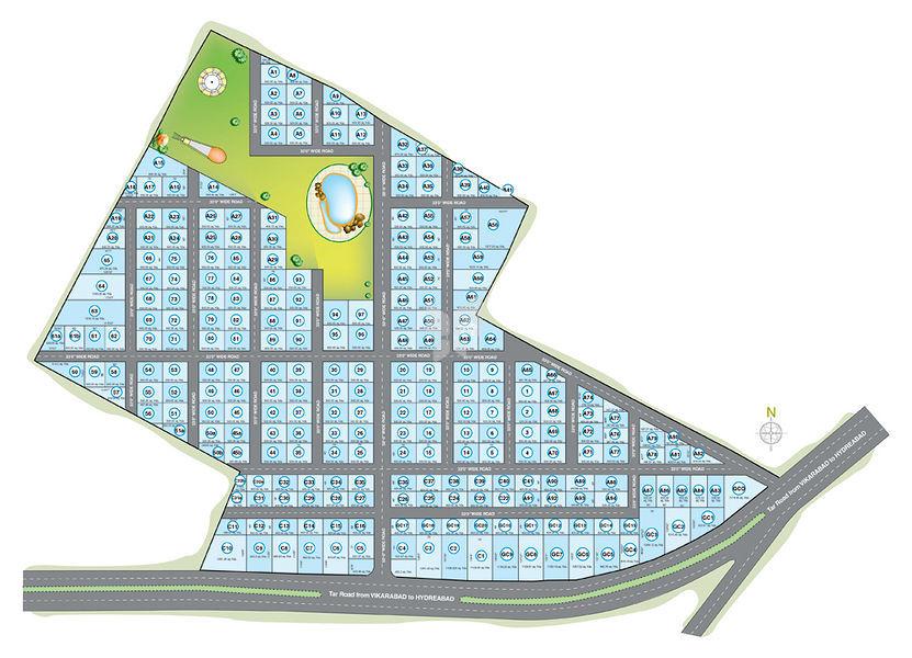 Dayal Gardens Phase I - Master Plans