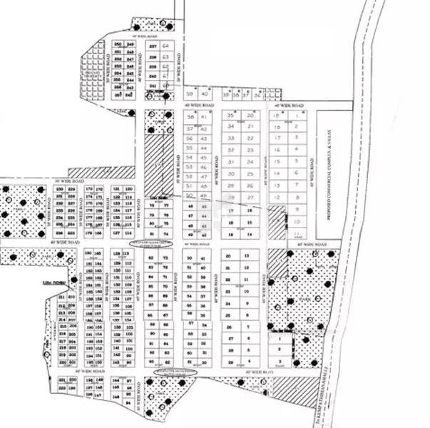 K Raheja Jade Gardens - Master Plans