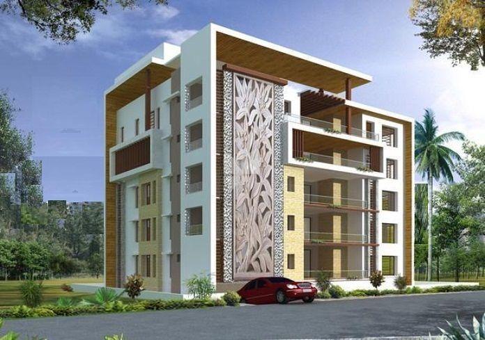 Vamsiram Jyothi Parkview - Elevation Photo