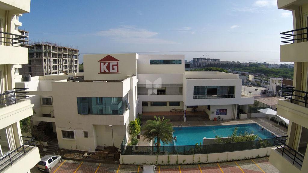 KG Signature City Phase 1 - Elevation Photo