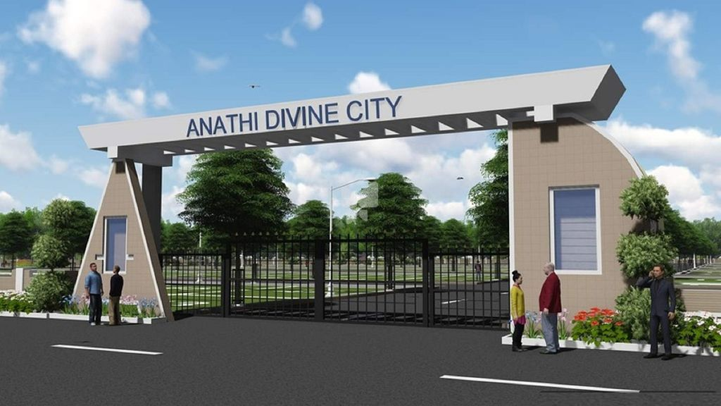 Anathi Divine City - Project Images