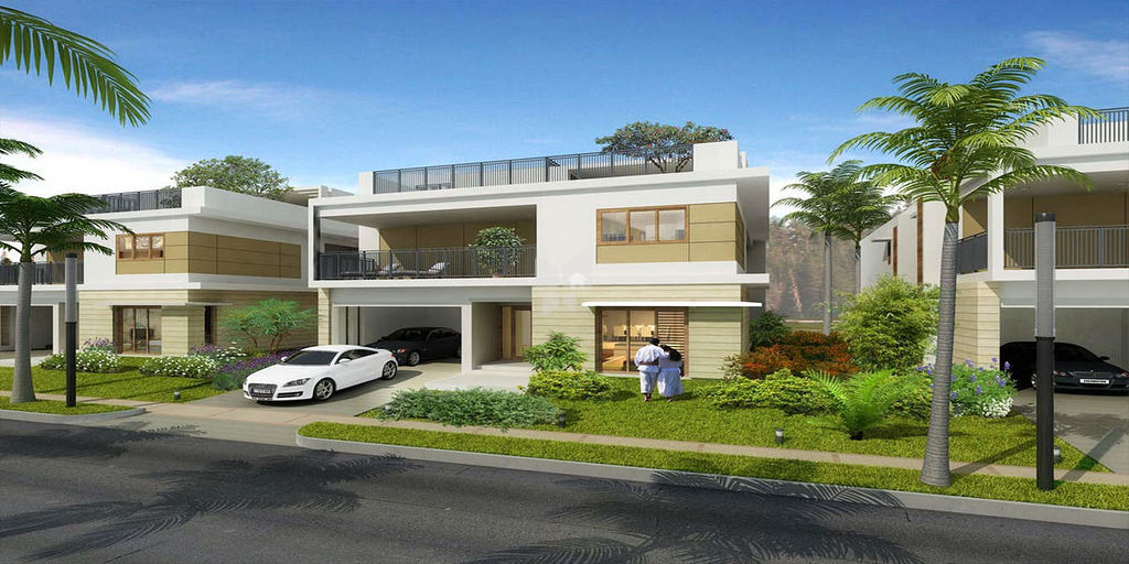 Adarsh Palm Acres - Elevation Photo