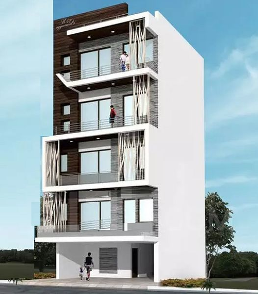 Chanakya Oceanic Infra Homes - Project Images