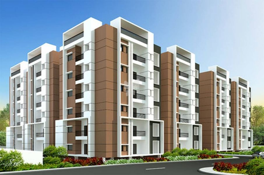 Gowra Palm Breeze Apartment - Project Images