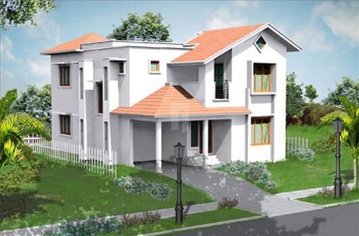Adarsh Serenity - Elevation Photo
