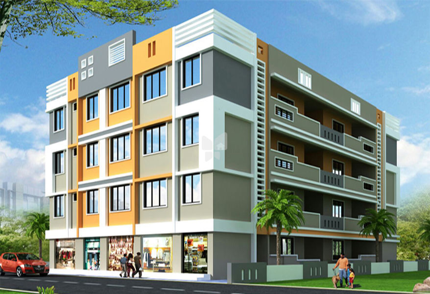 Ayan Heights - Project Images