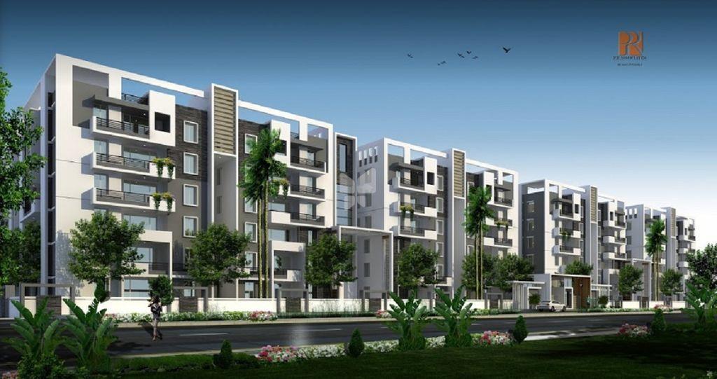 Elegant Floatilla Apartment - Project Images