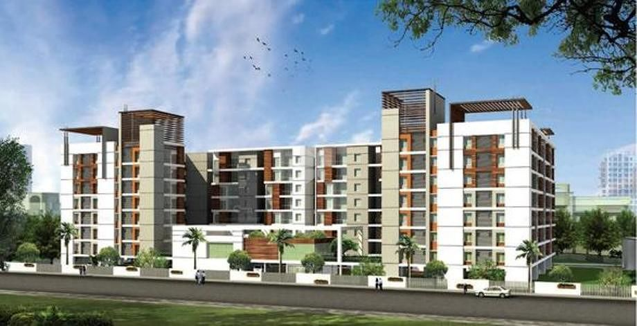 Arihant Esta The One - Elevation Photo