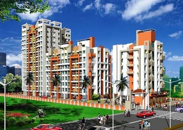 Thanekar Bhagirathi Estate - Elevation Photo