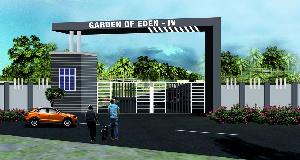 Garden Of Eden - IV - Project Images
