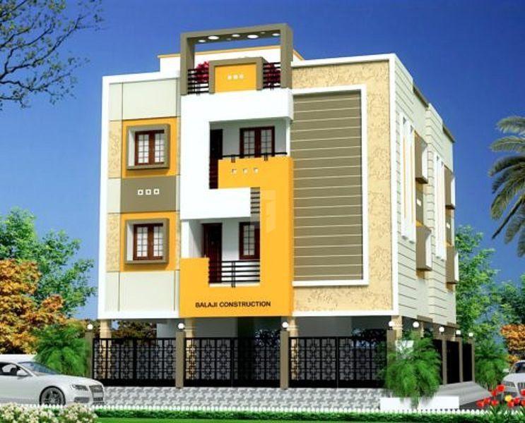 Balaji Adambakkam - Elevation Photo