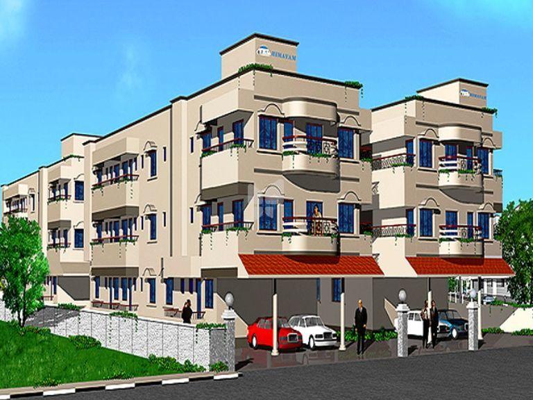 Himayam Arunodaya Apartments - Elevation Photo