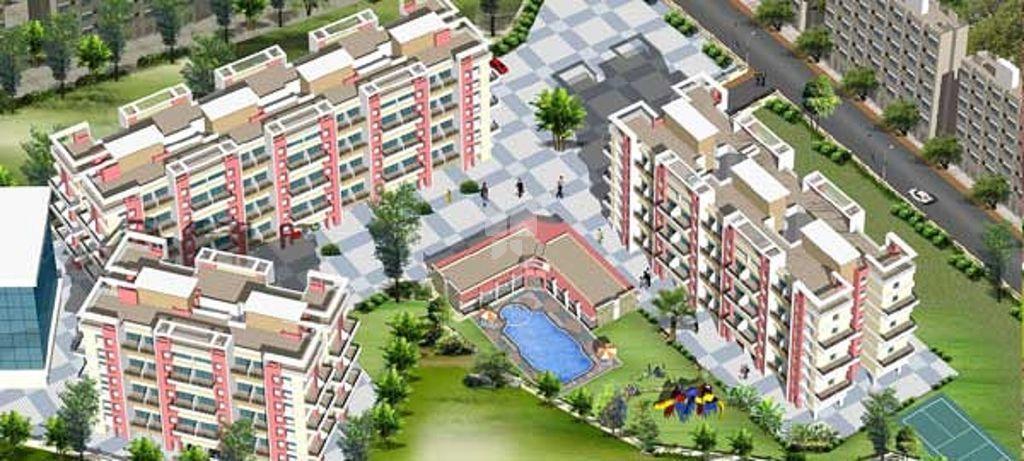 Super Sai Nagar - Elevation Photo