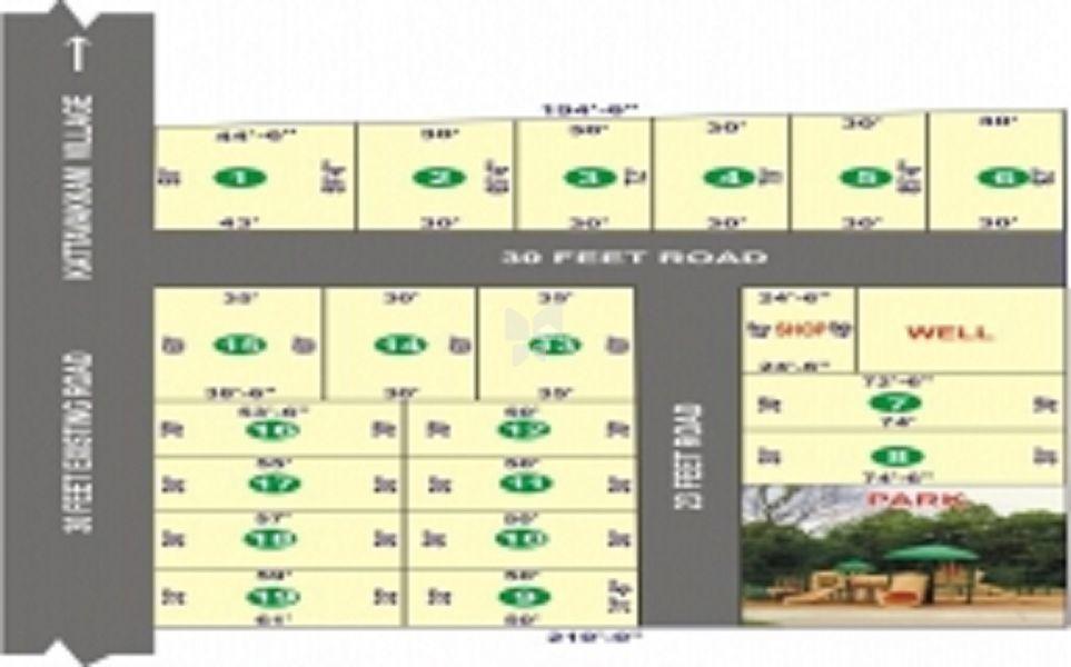 ABS Om Nagar - Master Plans