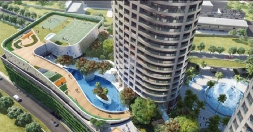 Lodha Codename Trinity World Towers - Project Images