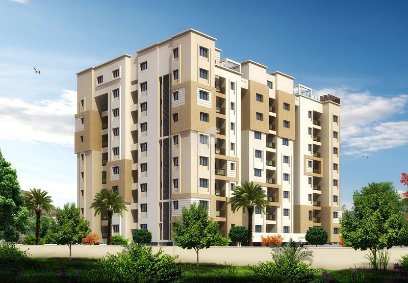 Akshaya Trichy Rich - Project Images