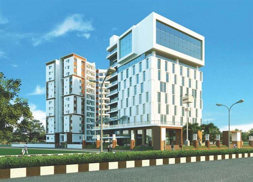 2 5 bhk apartments in akshaya tango compact homes thoraipakkam chennai by roofandfloor - Compact homes chennai ...