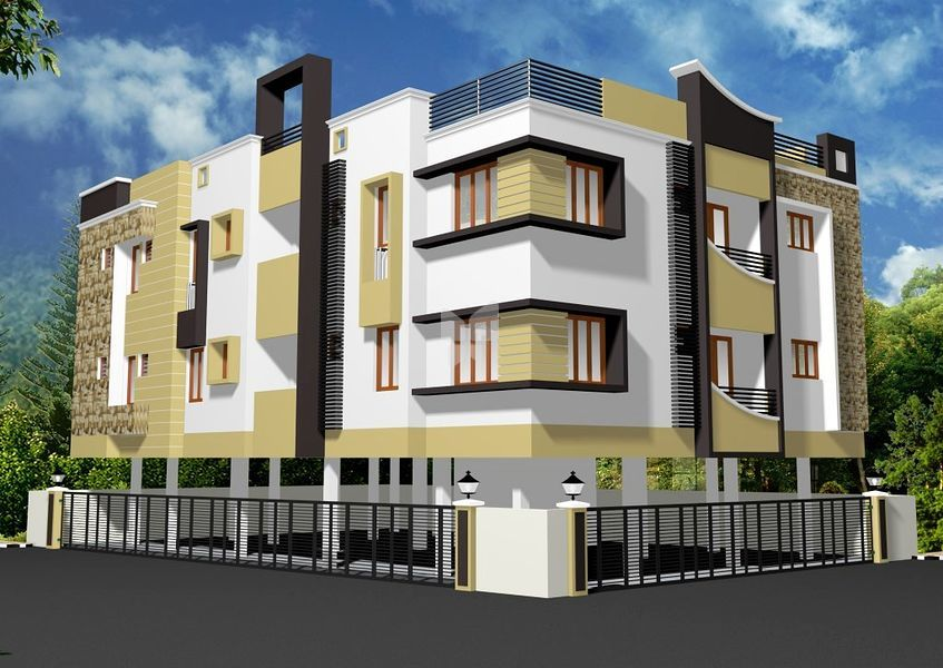 Chinnasamy Kaveri Street - Project Images
