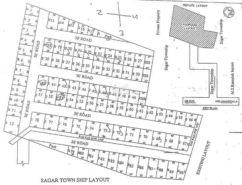 Nandi Enclave - Master Plan