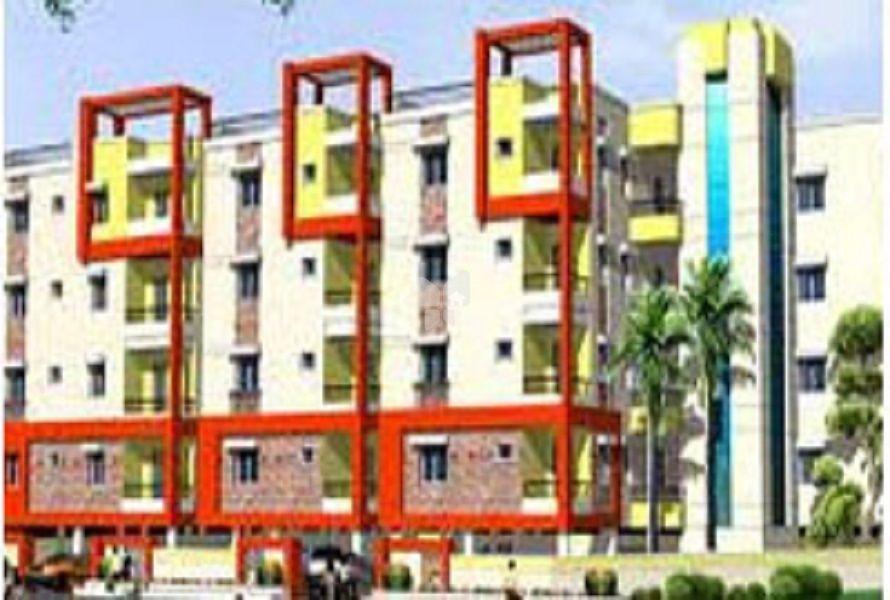 Hi Rise Chalapathi Residency - Elevation Photo