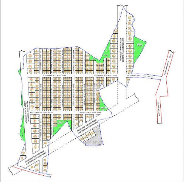 Sandstone Spring City - Master Plan