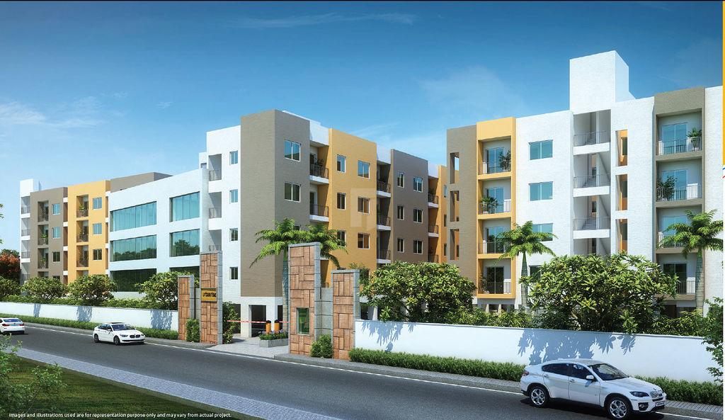 Urbanrise Jubilee Residences - Project Images