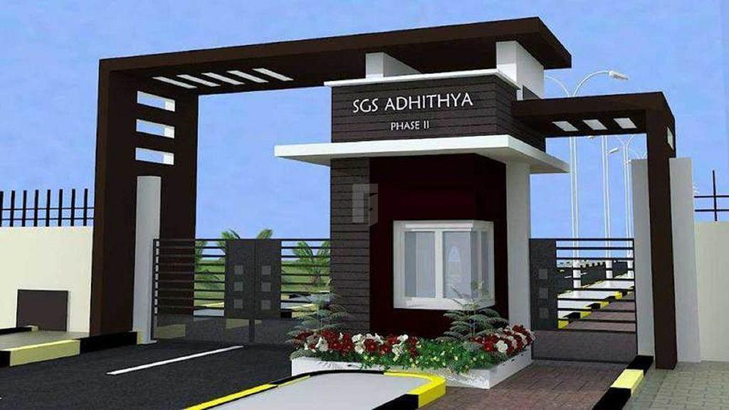 SGS Adithya Phase III - Elevation Photo