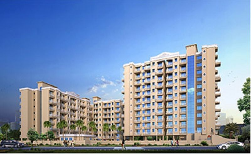 Shankheshwar Platinum - Elevation Photo