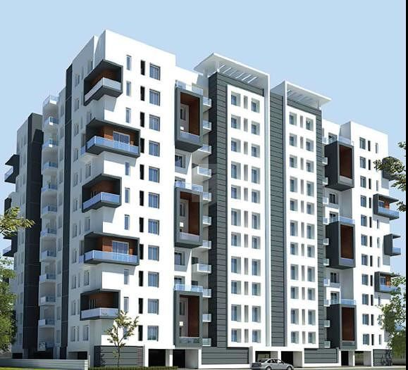 Appaswamy Greensville - Elevation Photo