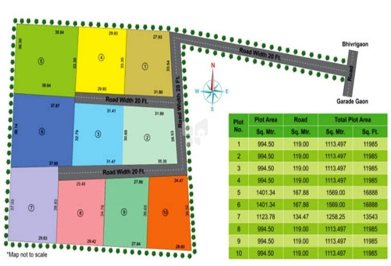 Classic 52 Green Hills - Master Plans