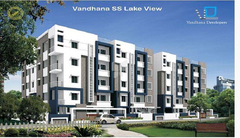 Vandhana SS Lake View - Project Images