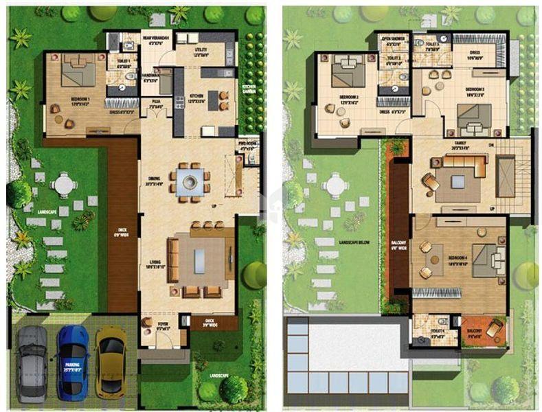 Sterling Villa Grande In Seegehalli Bangalore Price