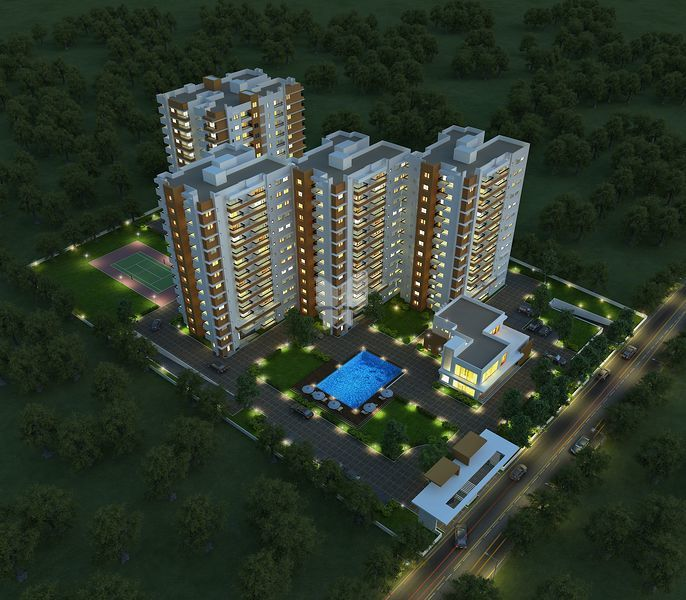 Gr Regent Park In Gottigere Bangalore Price Floor