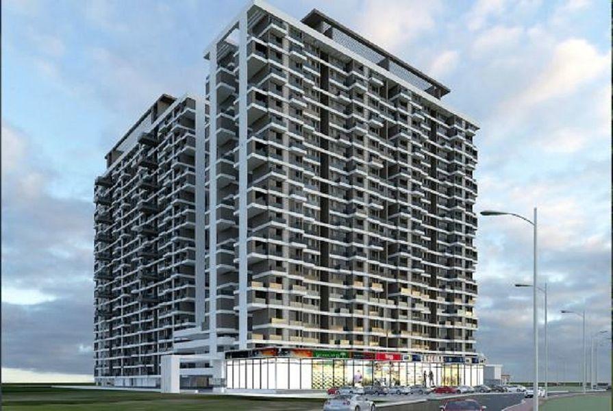 BKS Airoli Apartments - Elevation Photo