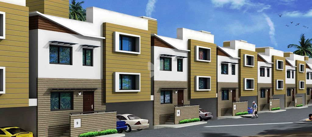 Astro Green Park Regency Phase 2 - Elevation Photo