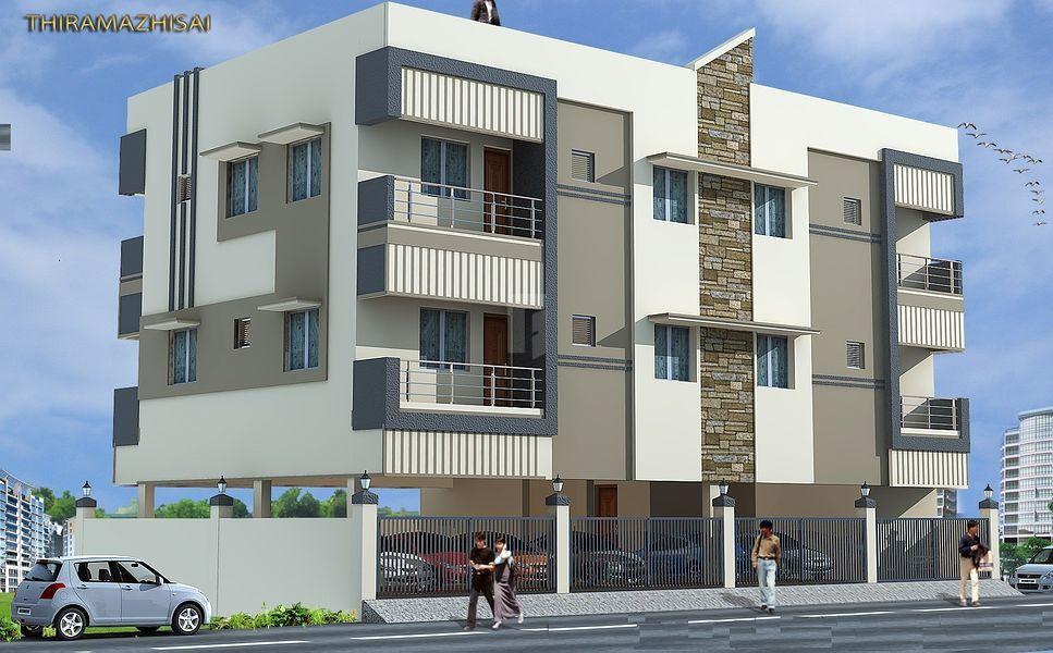 Tirupatiyar LTM Homes - Elevation Photo