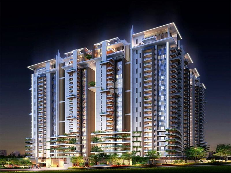Amsri Pinnacle - Project Images
