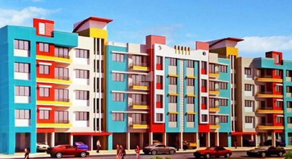 Suvidha Moti Enclave - Elevation Photo