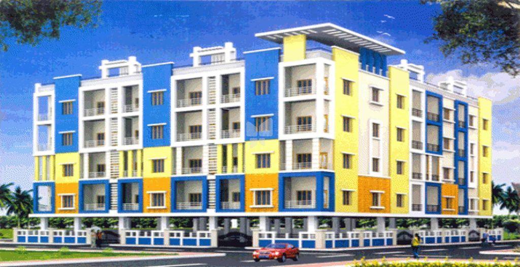 SV Krishna Sai Residency - Elevation Photo