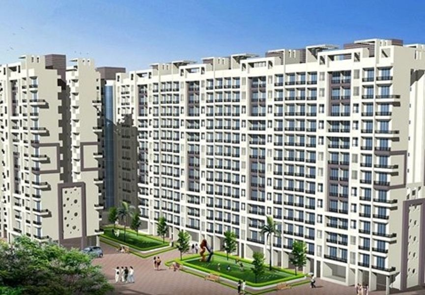 Parasnath Parshwa Heights G Wing - Elevation Photo