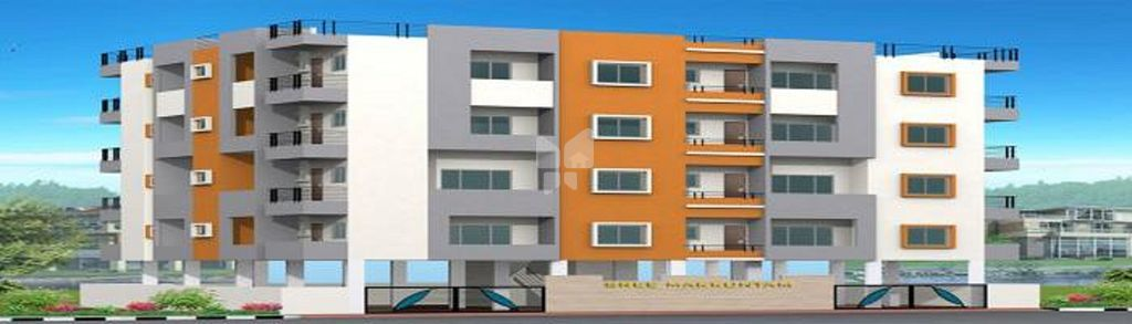 Sree Reddy Makkuntam Apartments - Elevation Photo