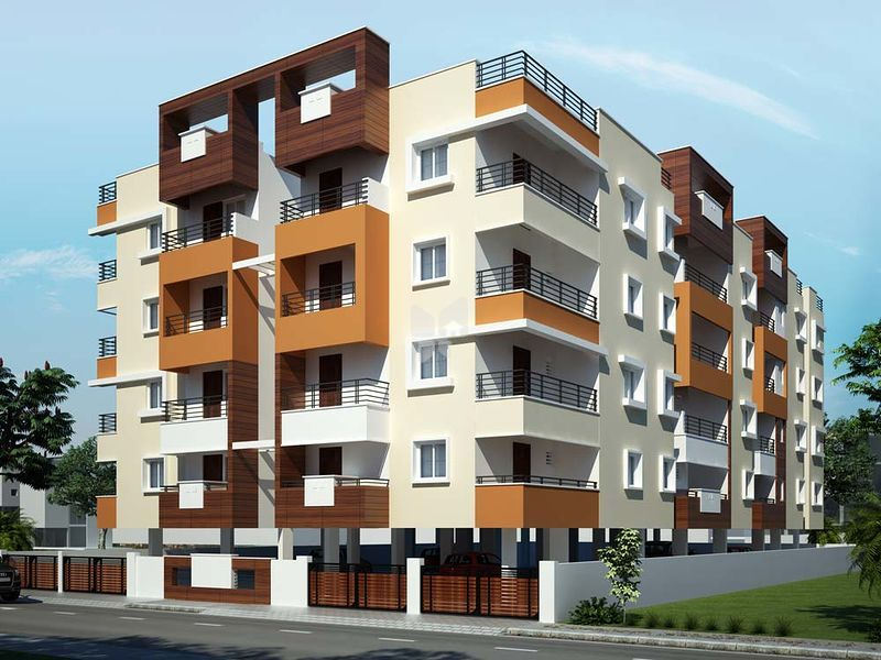 Aalaya Residency - Project Images